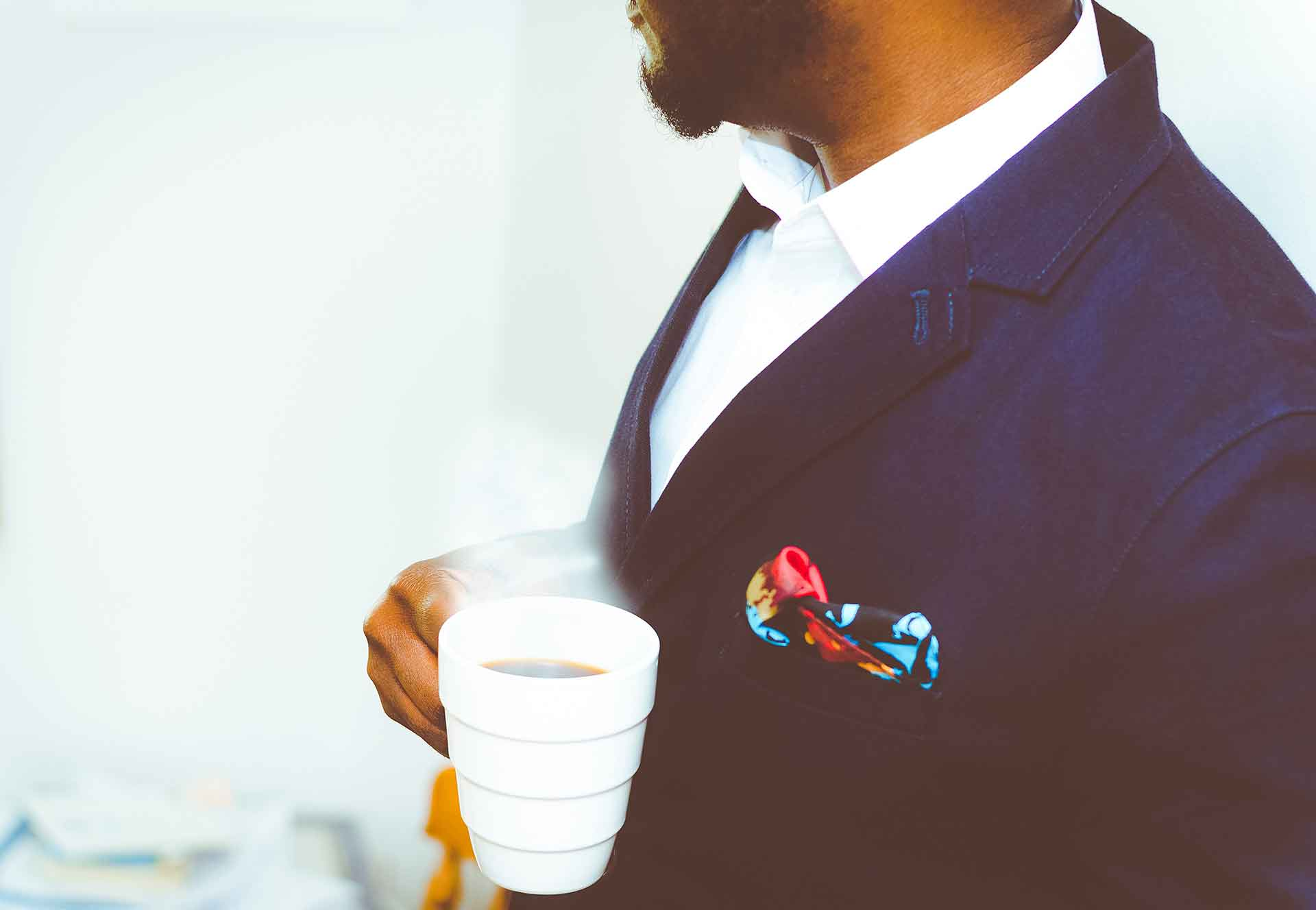 Pocket Squares Are Back!